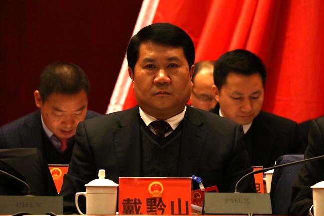 县政协主席戴黔山 (杨通航 摄).jpg