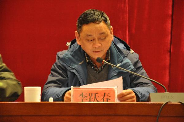 县政协副主席、战区副指挥长李跃春作工作安排_副本.JPG